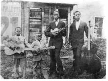 The Armstrong Brothers String Band